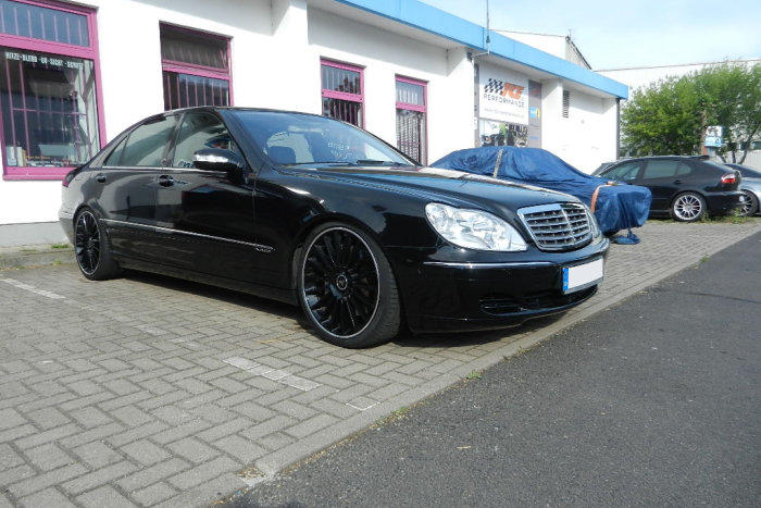 Mercedes Projekte